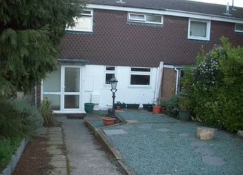 Thumbnail 3 bed terraced house to rent in Gray Close, Henbury