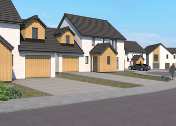 Thumbnail 4 bed detached house for sale in Plot 6 The Kingsway, Castle Grange, Off Old Quarry Road, Ballumbie, Dundee
