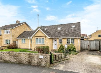 Thumbnail 4 bed detached bungalow for sale in Robert Franklin Way, South Cerney, Cirencester