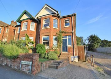 Thumbnail 3 bedroom semi-detached house for sale in Bond Road, Southampton