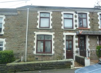 Thumbnail 3 bed terraced house for sale in Ivor Street, Maesteg, Maesteg, Mid Glamorgan