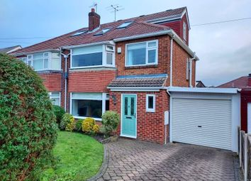 Thumbnail 5 bed semi-detached house for sale in Carr Hill Road, Calverley, Pudsey