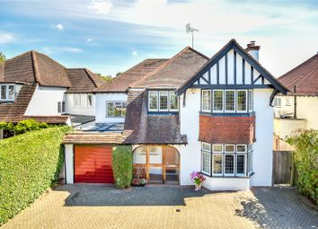 Thumbnail 5 bed detached house for sale in Towers Road, Pinner