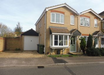 Thumbnail 2 bed semi-detached house for sale in Riverdown, March