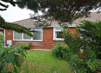 Thumbnail 2 bed bungalow for sale in Chichester Way, Selsey, Chichester