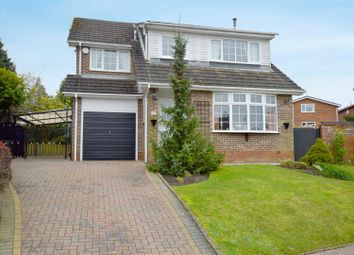 4 bed detached house for sale in Devonshire Avenue, Amber Heights, Ripley, Derbyshire DE5