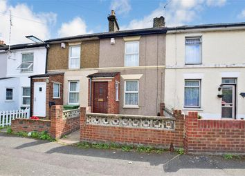 Thumbnail 2 bed terraced house for sale in Crescent Road, Erith, Kent