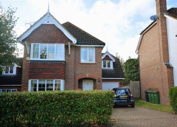 Thumbnail 4 bed detached house to rent in Langwood Close, Ashtead