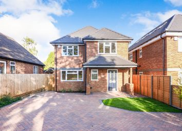 Thumbnail 4 bedroom detached house for sale in Watford Road, Chiswell Green, St.Albans
