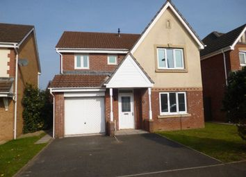 Thumbnail 4 bed property to rent in Erw Werdd, Birchgrove, Swansea