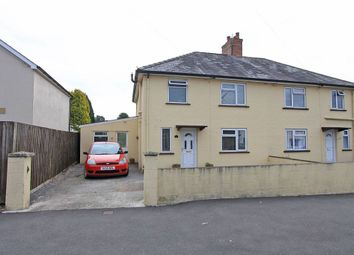 Thumbnail 3 bed semi-detached house for sale in Llwynu Road, Abergavenny, Sir Fynwy