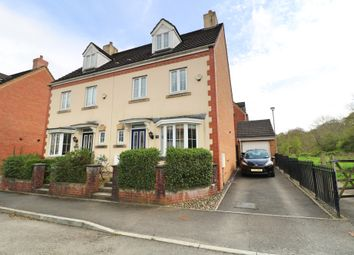 Thumbnail 4 bed semi-detached house for sale in Junction Terrace, Radyr, Cardiff