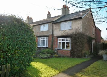 Thumbnail 3 bedroom semi-detached house for sale in Ridgway Hill Road, Farnham