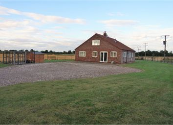 Thumbnail 5 bed detached bungalow for sale in Stallingborough Road, Little London, Stallingborough