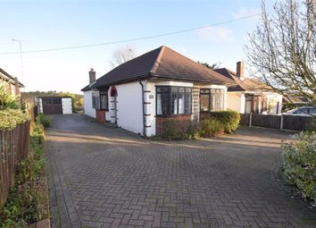 Thumbnail 4 bed detached bungalow for sale in Brackendale Avenue, Basildon, Essex