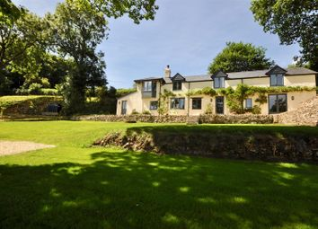 Thumbnail 4 bed detached house for sale in Stapley, Taunton
