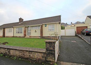 Thumbnail 2 bed semi-detached bungalow for sale in Mount Batten Way, Plymstock, Plymouth, Devon