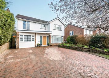 Thumbnail 5 bed detached house for sale in Southover Close, Westbury-On-Trym, Bristol