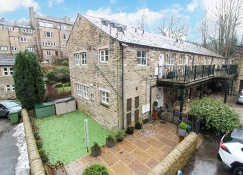 Thumbnail 1 bed flat for sale in Swan Bank Lane, Holmfirth