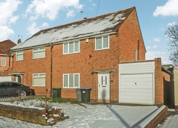 Thumbnail 3 bed semi-detached house for sale in Appleton Avenue, Great Barr