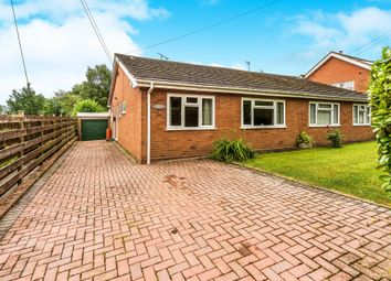 Thumbnail 2 bed semi-detached bungalow for sale in Holly Well Lane, Clows Top, Kidderminster