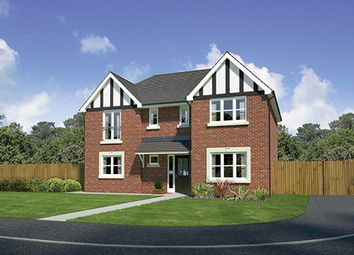 Thumbnail 5 bedroom detached house for sale in Winterley Gardens, Crewe Road, Winterley, Cheshire