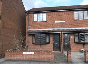 Thumbnail 2 bed town house to rent in Prospect Court, Scotter, Gainsborough