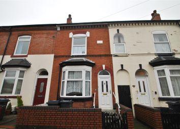 Thumbnail 2 bedroom terraced house for sale in Middleton Road, Kings Heath, Birmingham
