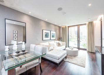 Thumbnail 3 bed flat for sale in Ponton Road, Nine Elms