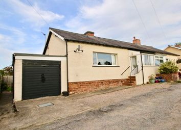 3 bed semi-detached bungalow for sale in 19 Ladysteps, Scotby, Carlisle CA4