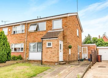 Thumbnail 3 bedroom semi-detached house for sale in Sherwood Avenue, Northampton, Northamptonshire