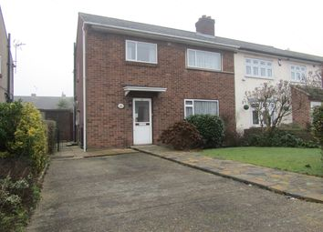 Thumbnail 3 bed property for sale in Rosewood Avenue, Hornchurch