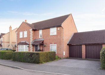 Thumbnail 4 bed detached house for sale in Great Linch, Middleton, Milton Keynes, Buckinhamshire