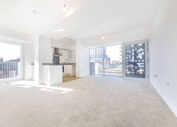 Thumbnail 2 bed flat for sale in Valentines House, 51-69 High Road, Ilford
