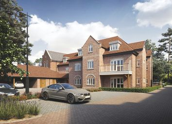 Thumbnail 4 bed flat for sale in London Road, Ascot