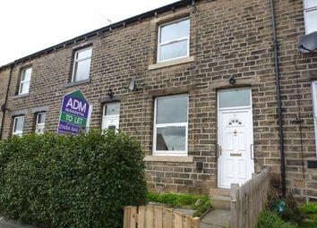 Thumbnail 2 bedroom terraced house to rent in Broomfield Road, Marsh, Huddersfield