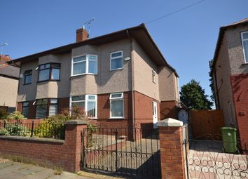 Thumbnail 4 bedroom semi-detached house for sale in Stanley Park, Litherland, Liverpool