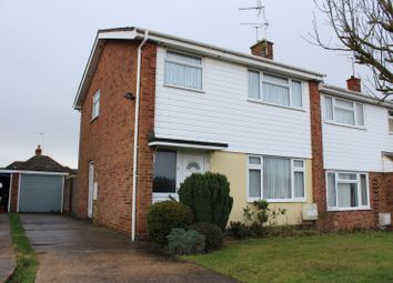 Thumbnail 3 bed end terrace house to rent in Townsend Road, Tiptree, Colchester