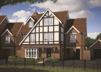 "Thumbnail 5 bed detached house for sale in ""The Linton"" at Park Road, Hagley, Stourbridge"