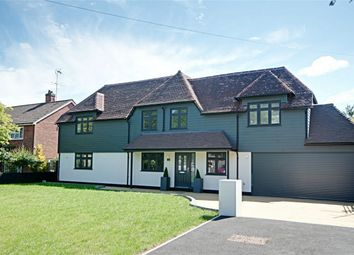 Thumbnail 5 bedroom detached house for sale in Pishiobury Drive, Sawbridgeworth, Hertfordshire
