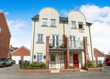 Thumbnail 4 bed semi-detached house for sale in Reynolds Rise, Shaftesbury