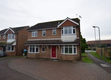 Thumbnail 4 bed detached house for sale in Oliffe Close, Aylesbury