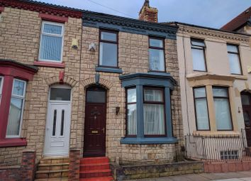 Thumbnail 3 bed property to rent in Castlewood Road, Anfield, Liverpool