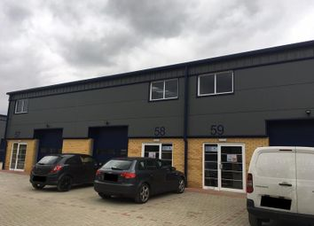 Thumbnail Warehouse for sale in Unit 58 Glenmore Business Park, Portfield, Chichester, West Sussex