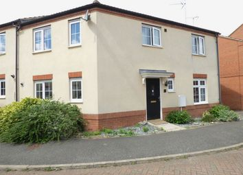 Thumbnail 3 bed semi-detached house to rent in Daymond Street, Peterborough, Cambridgeshire