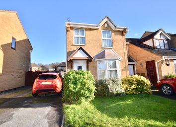 Thumbnail 3 bed link-detached house for sale in Brambleside, Kettering