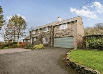 Thumbnail 5 bed detached house for sale in Cynwyd, Corwen, Denbighshire