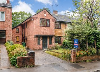 Thumbnail 4 bedroom semi-detached house for sale in Gwernrhuddi Road, Cyncoed, Cardiff
