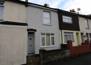 Thumbnail 3 bed terraced house to rent in Edinburgh Road, Chatham
