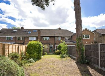 3 bed terraced house for sale in Princes Road, Weybridge, Surrey KT13